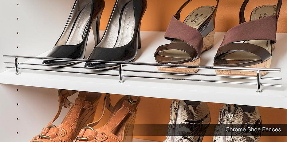 Your favorite shoes will stay in pristine condition with one of our gorgeous and functional shoe racks.
